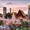 VNS TOUR – Chùa Thuyền Wat Yannawa