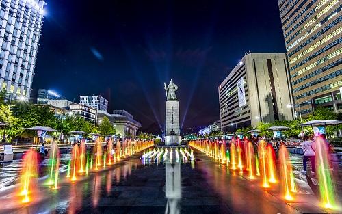 Quang-truong-Gwanghwamun VNS TOUR