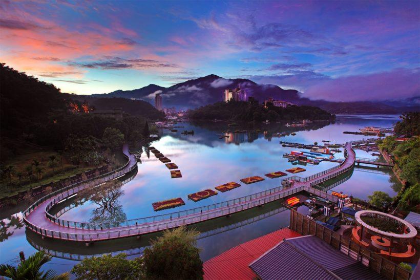 VNS TOUR_Nhật Nguyệt Đàm – Hồ Nhật Nguyệt