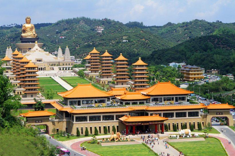 VNS TOUR_Phật Quang Sơn Tự 1